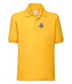 Abbot Alphege Polo Shirt Gold