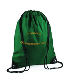 St Michael's PE Bag
