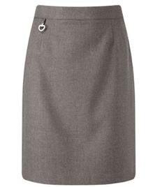 Leckhampton Amber A Line Junior Skirt