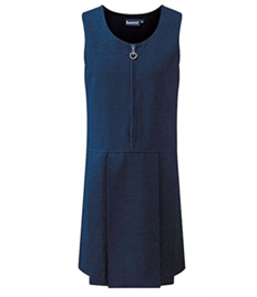 Aldermaston Lynton Pleated Pinafore