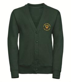 St Stephen's Sweatshirt Cardigan
