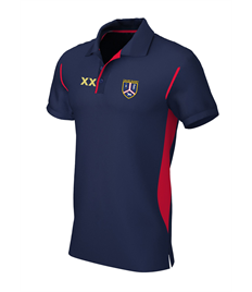 Players Polo Shirt - Adult Small - 3XL WITH INITIALS