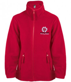 St Martin's Fleece Jacket