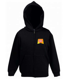 Zipped Hoody (Child Size)