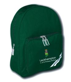 Leckhampton Infant Backpack