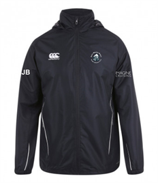 RWB Canterbury Rain Jacket Age 6 -12 with Initials