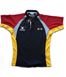LWC Gilbert Rugby Shirt - end of line