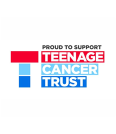 DONATION TO TEENAGE CANCER TRUST